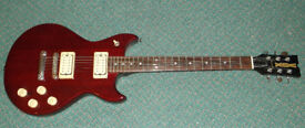 Vox Standard 24 Guitar Made in Japan in 1980, Dimarzio`s Set Neck