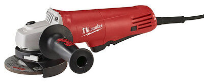 """MILWAUKEE ELECTRIC (TOP BRAND)  4-1/2"""" Sander/Grinder New! 6140-30 SELLING CHEAP"""