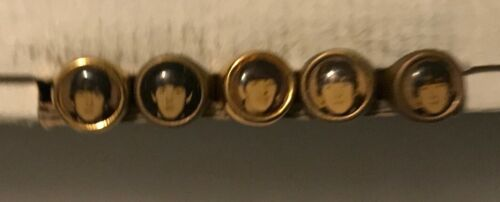 Beatles 1960s Gold Plated Ringo Starr Ring (1) ONLY-THE REAL DEAL Lot 19TT
