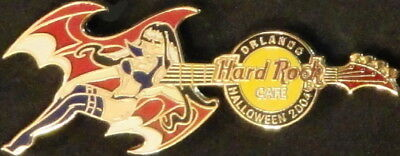 Hard Rock Cafe Orlando 2004 Halloween Pin Kostüm - Original Batgirl Kostüme