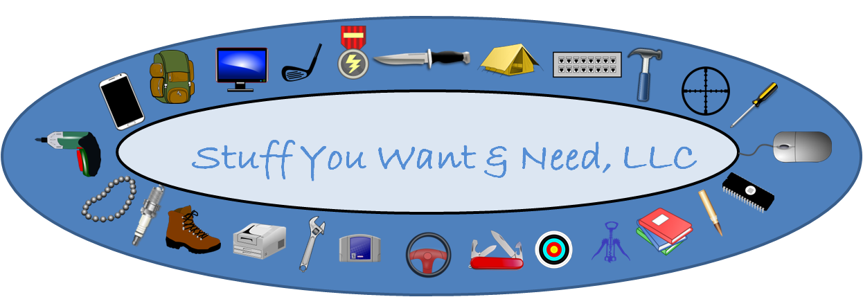 Stuff You Want and Need