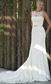 Augusta Jones Ali wedding dress