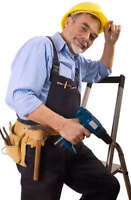 ▀▀ SPECIAL OFFER! GET 15% OFF ALL HANDYMAN SERVICES BRAMPTON ▀▀