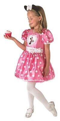 Minnie Mouse Maus Original Disney Pink Cupcake Kinderkostüm