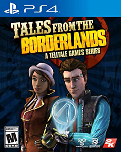 Tales from the Borderlands Telltale PS4