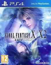 Final Fantasy  x/x2 hd remaster ps4 Thornleigh Hornsby Area Preview
