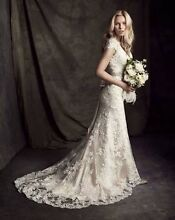 STUNNING DESIGNER BRIDAL GOWN (6-8) BY ELLA ROSA - BRAND NEW!! Red Hill Brisbane North West Preview