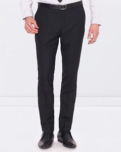 Jack London Black Suit Pants size 32 Malvern Stonnington Area Preview