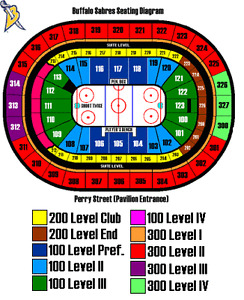 Sabres Tickets - Various Games Cheaper than Face Value