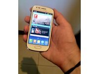 """Samsung S3 Mini,White,16gb,Unlocked✅Good Condition With New Charger✅TRUSTED SELLER✅Reduced Only £45"""""""