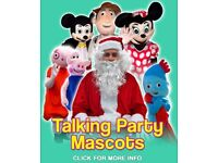 Father Christmas Santa Children Kids Party Meet Greet Hire Entertainer
