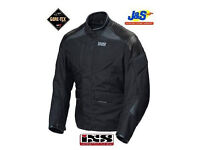 IXS EMERIT GORE-TEX LEATHER JACKET (Size 50)
