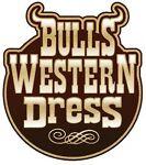bulls-western-dress