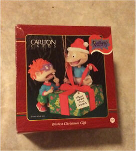 Rugrats Chuckie and Tommy ornament