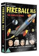 Fireball XL5 DVD