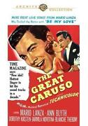 The Great Caruso DVD