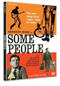SOME PEOPLE. Kenneth More, Ray Brooks. Brand new sealed DVD.