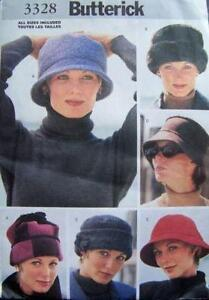 Women s Hat Sewing Patterns abed2b513bd