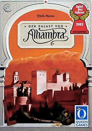 Alhambra: Erweiterungen und eigenständige Spiele der Reihe um den Bau einer Stadt