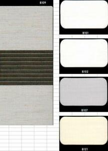 Wholesale Blinds Plus Extra 20%. Zebra Shades Twilight Duo Blackout Sheer Shades BlindsDeluxe.ca