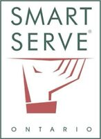 Smart Serve Bartenders Available