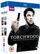 Torchwood Blu Ray