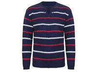 MENS STRIPED JUMPER...