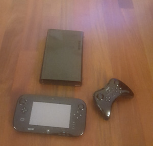 Wii U for sale (NEGOTIABLE) used 4 times since purchase!