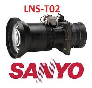 USED* SANYO PROJECTOR ZOOM LENS Long Throw Zoom LNS-T02 Projector Lens 106952661