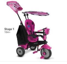 Smart trike baby flamingo safari