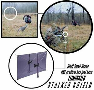 Stalker shield hunting photography mirror ghost blind 30 for Mirror 50 x 30