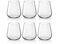 Water glasses - Modern, stylish glasses for the table ( x12 )