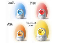 Gro Egg Digital Baby Room Thermometer -