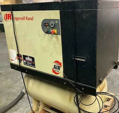Ingersoll-rand Air Compressor Model 5h-tas-130-l