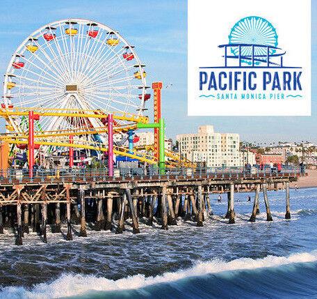Pacific Park Santa Monica Pier Unlimited Wristband $19  A Discount Savings Tool