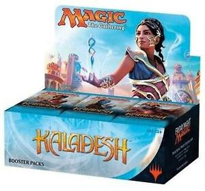 NEW MAGIC KALADESH TRADING CARD BOX - 112946728 - Magic the Gathering Booster Box (36 PACKS)  Collectible Card Games ...
