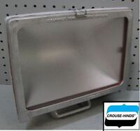 CROUSE-HINDS 500w QUARTZ FLOOD LIGHT,Brand New