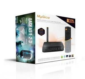 MyGica  Streaming TV Box  ATV-329X  Android 6.0 Marshmallow. SUPER BLOWOUT SALE  $ 99.00   NO TAX.