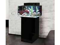 Aquaone - Aquavis 130 Aquarium / Fishtank (Includes Fishtank, stand, lighting, heater, filter)