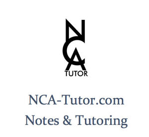 Nca Exam Notes | Kijiji in Ontario  - Buy, Sell & Save with
