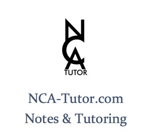 NCA Notes - Prepared by licensed Canadian lawyers