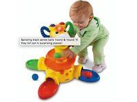 Go Baby Go™ Sit-to-Stand Giraffe 9-36 months