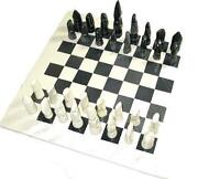 African Chess Set