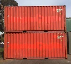 Shipping Containers for sale delivered to Hamilton Hamilton Southern Grampians Preview