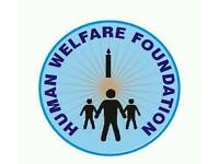 Human welfare foundation help for poor people s