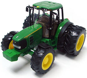 NEW John Deere Big Farm Series 7430 Tractor with Duals  Lights and Sounds 1/16