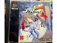 street fighter alpha warriors dream ps1