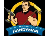 Cheap handyman service, local and surrounding areas, FREE advice also available