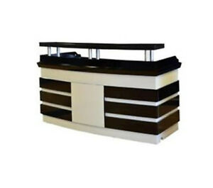 High Gloss Reception Desk $500 Off !!!
