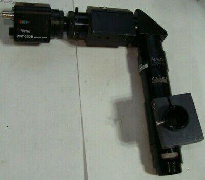 Optem Zoom 70 W Watec Wat-202b Camera